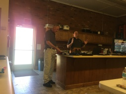 PST Instructors teaching in classroom