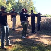 Class on the Range