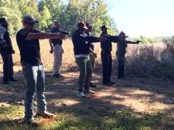 Class on the Range